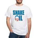 Snake Oil White T-Shirt