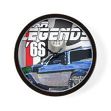 Mustang Legends 69 Wall Clock