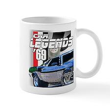 Mustang Legends 69 Mug