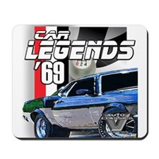 Mustang Legends 69 Mousepad