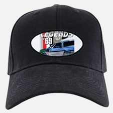 Mustang Legends 69 Baseball Hat