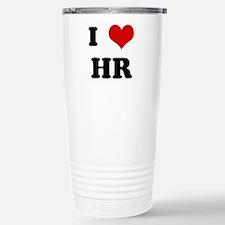 I Love HR Travel Mug
