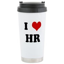 I Love HR Travel Mug