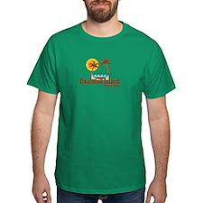 Okaloosa Island FL T-Shirt