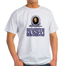 Andrew Jackson on the Role of T-Shirt
