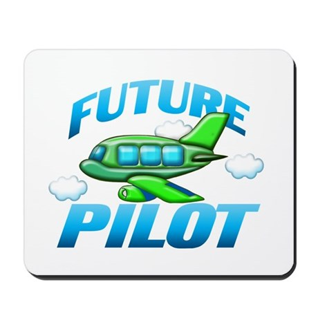 Future Pilot Mousepad