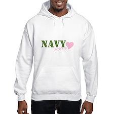Navy Sister Jumper Hoody