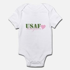 USAF Daughter Infant Bodysuit