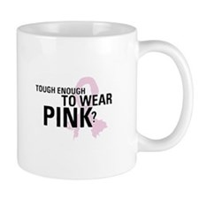Cute Brest cancer Mug