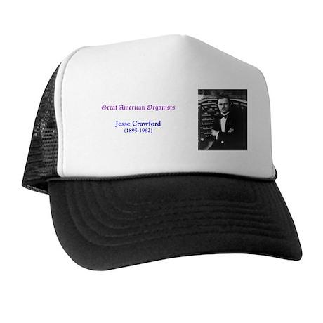 Jesse Crawford Trucker Hat
