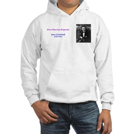 Jesse Crawford Hooded Sweatshirt