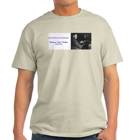 Fats Waller Light T-Shirt