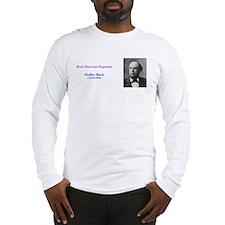 Dudley Buck Long Sleeve T-Shirt