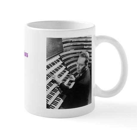 Virgil Fox Mug