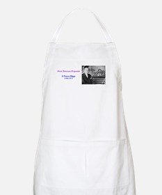 E Power Biggs BBQ Apron
