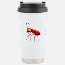 Red Ant Stainless Steel Travel Mug
