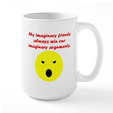 Imaginary Arguments Mug