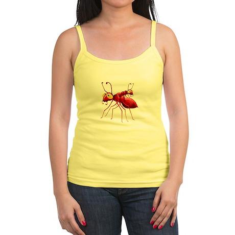 Two Red Ants Jr. Spaghetti Tank