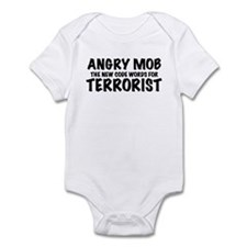 ANGRY MOB Infant Bodysuit