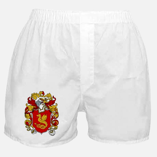 Brent Coat of Arms Boxer Shorts
