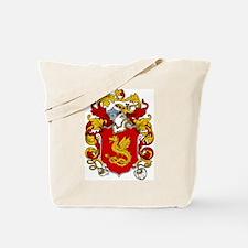 Brent Coat of Arms Tote Bag