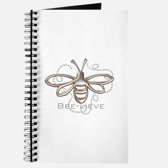 Cute Bee Journal