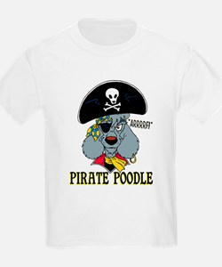Pirate Poodle T-Shirt