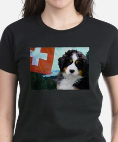 Swiss Berner Puppy Tee