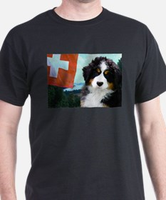 Swiss Berner Puppy T-Shirt