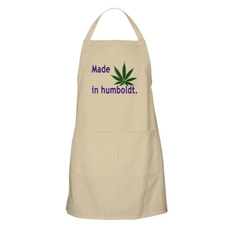 Made in Humboldt BBQ Apron