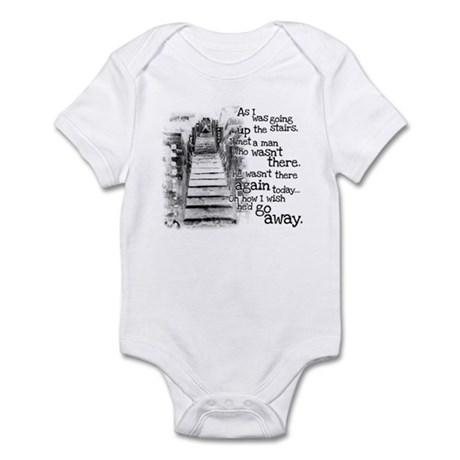 Not There Infant Bodysuit