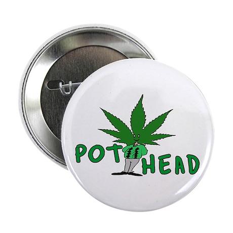 """Pot Head 2.25"""" Button (100 pack)"""