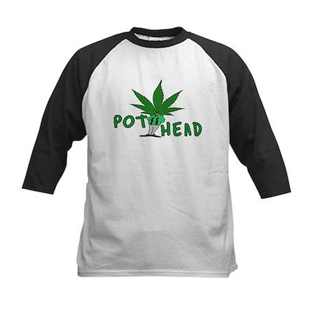Pot Head Kids Baseball Jersey