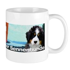 Swiss Berner Puppy Mug