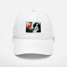 Swiss Berner Puppy Baseball Baseball Cap