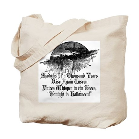 Voices Whisper Tote Bag