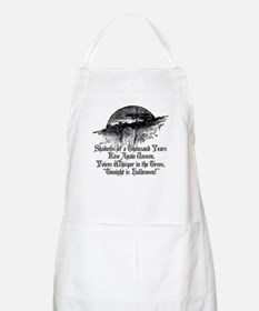 Voices Whisper BBQ Apron