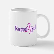 RunnerGirl Small Small Mug