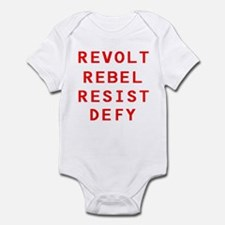 RRRD Infant Bodysuit