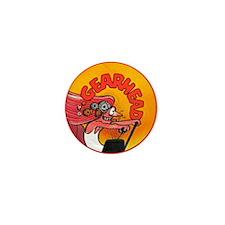 Gearhead Mini Button (100 pack)
