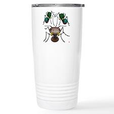 NOVELTY 17 Travel Coffee Mug