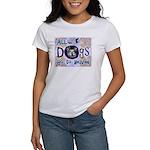 Dogs Go To Heaven Women's T-Shirt