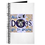 Dogs Go To Heaven Journal