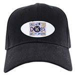 Dogs Go To Heaven Black Cap