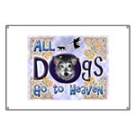 Dogs Go To Heaven Banner