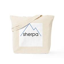 Sherpa Stuff Tote Bag