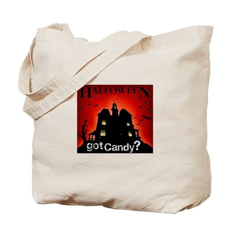 Halloween Got Candy? Tote Bag