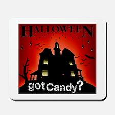 Halloween Got Candy? Mousepad