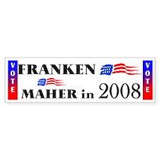 Al Franken Bill Maher