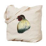 Mapuche Rooster Tote Bag